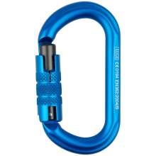 LACD Biner Oval Trilock Carabiner